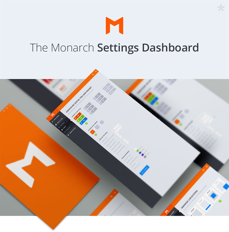Monarch Premium Plugin