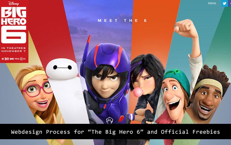 Design-Process-of-The-Big-Hero-6
