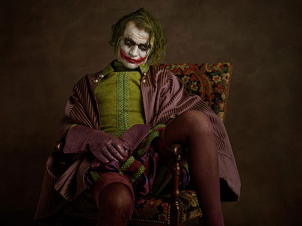 Flemish Paintings of Joker