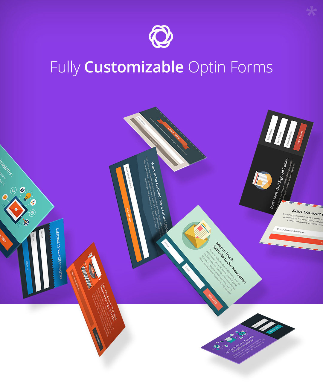 email form design templates