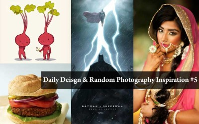 Daily Design and Random Photography Inspiration Series #5