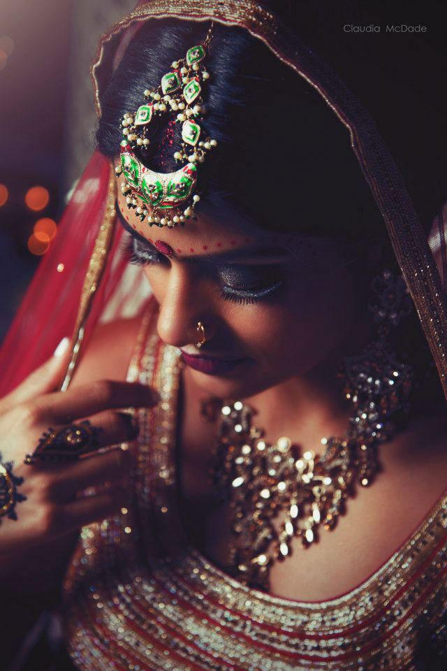 Indian Ethnic bride