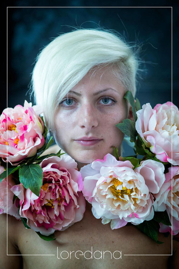 Bond Between Human and Peony - Fine art Nude Project (14)