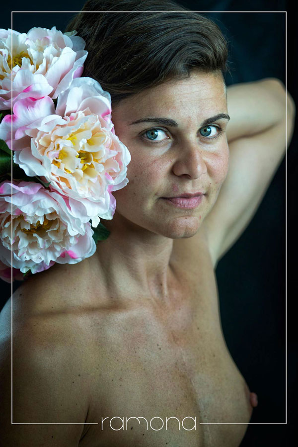 Bond Between Human and Peony - Fine art Nude Project (16)