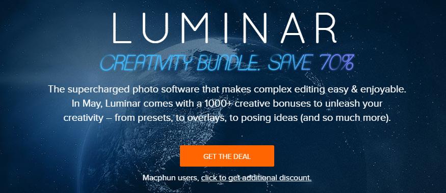 Luminar Creative Bundle