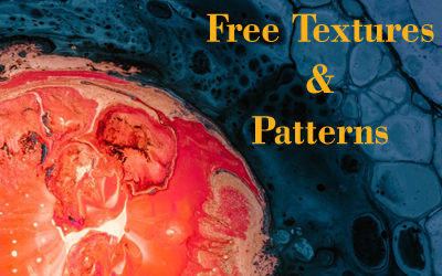 10 Free Textures & Patterns for Your Next Design Projects