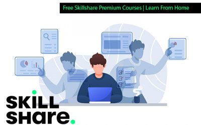 Free Skillshare Premium Courses | Learn From Home