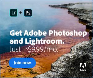 but lightroom photoshop