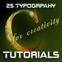 25 Typography Effect Tutorial for Young Designers